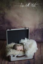 photo bébé naissance studio